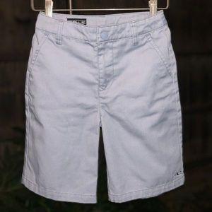 O'neill chinos board shorts little boys